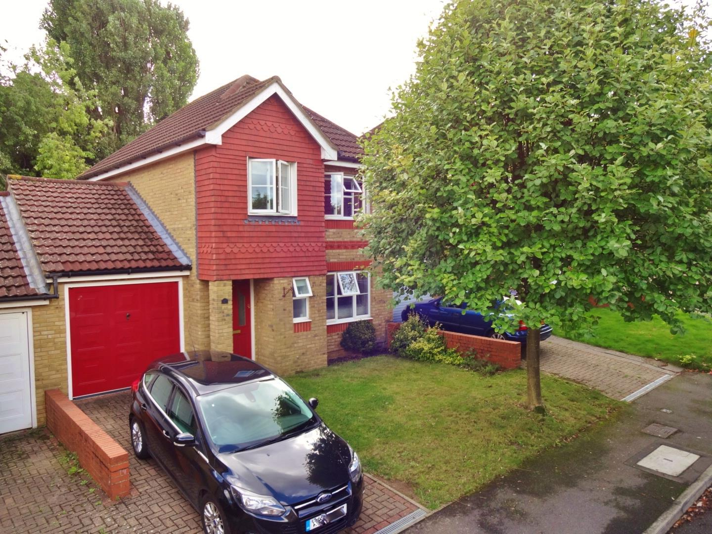 3 Bedrooms Detached House for sale in Beech Hurst Close, Maidstone